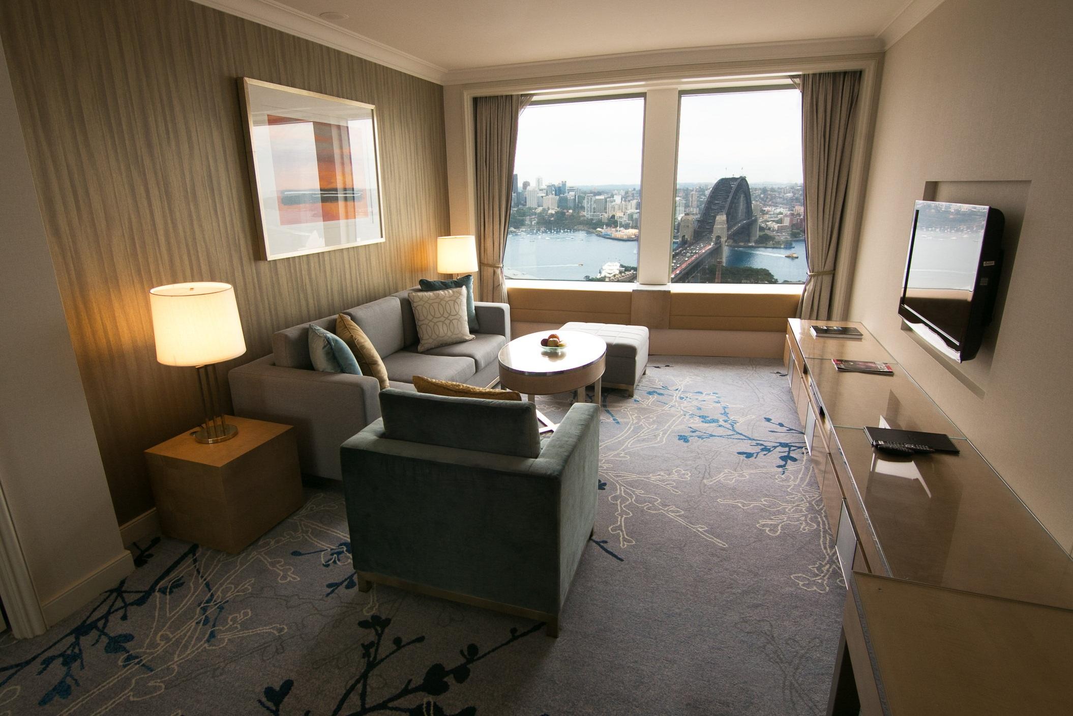 Shangri-La Sydney Room Wide