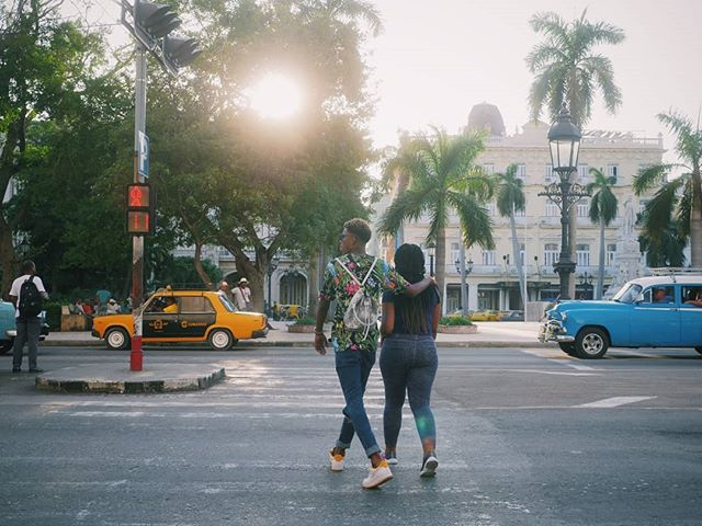 Woke up early with the sun and walked around Havana!