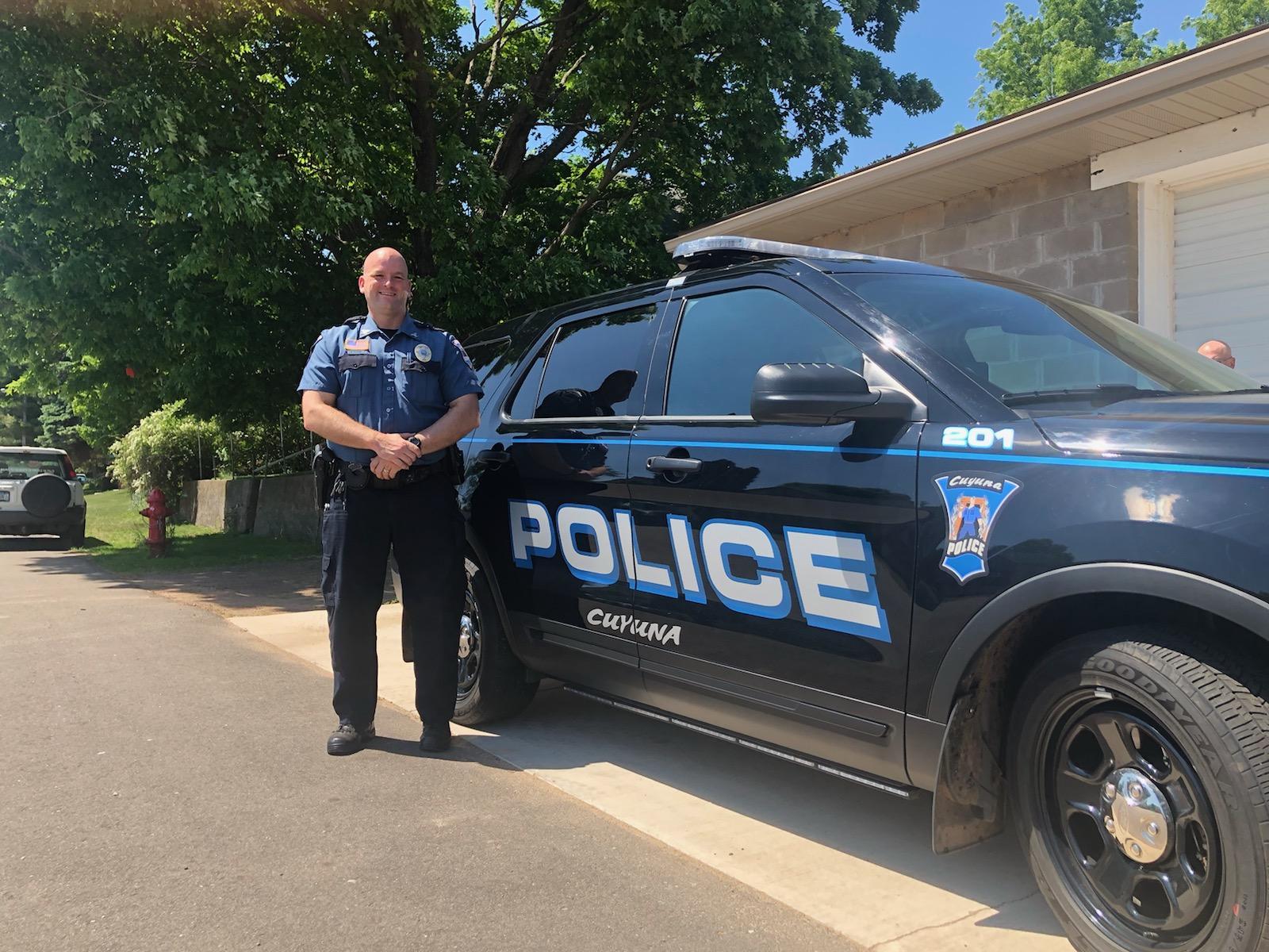 Deputy Chief Pat Pickar
