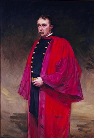 John Shaw Billings. Ceciia Beaux 1895.