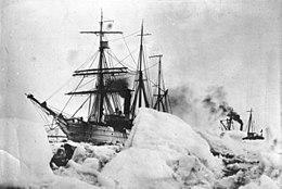 Admiral Byrd in Antarctica