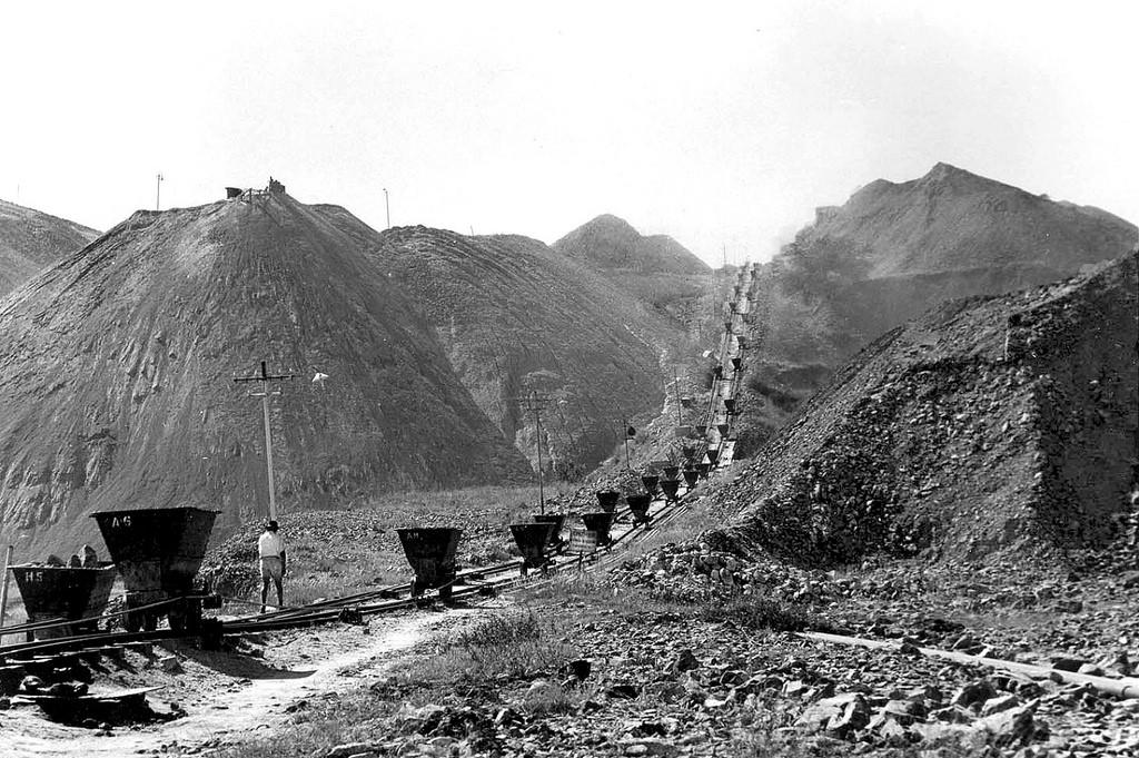 Shibanie Mine, Rhodesia