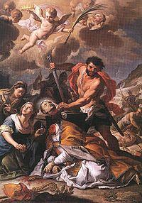 Martyr of St. Januarius
