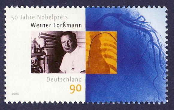 German Commemorative Stamp