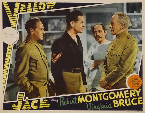 Yellow Jack. MGM 1938.
