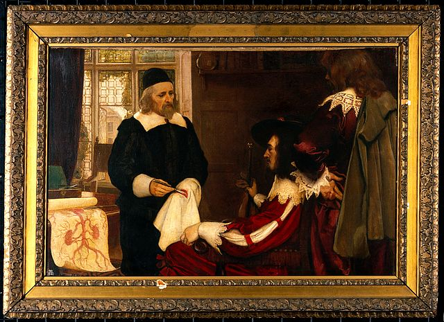 Harvey before Charles I