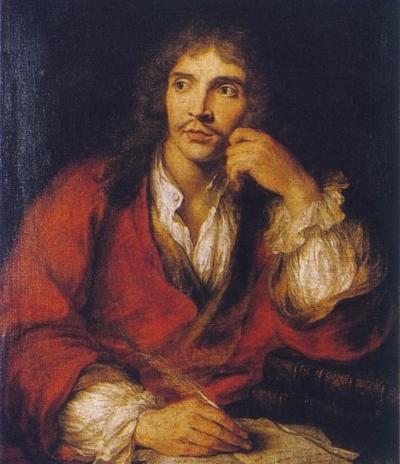 Jean Baptiste Poguelin–Moliere