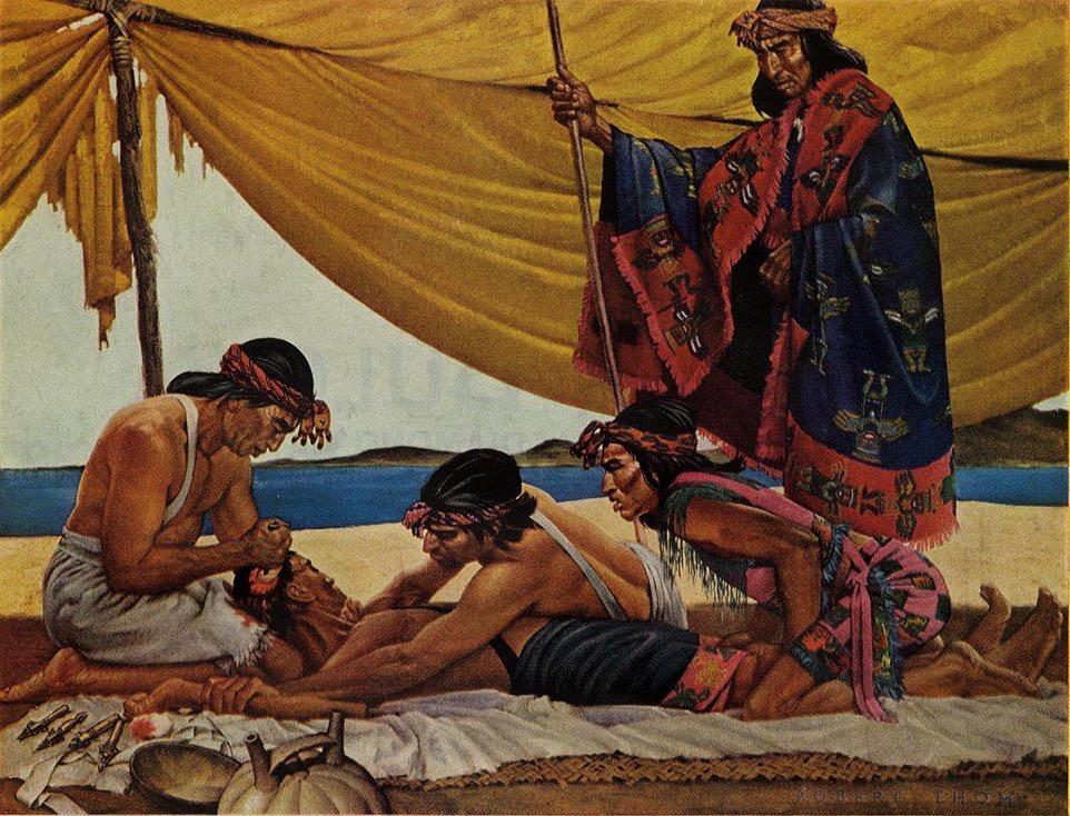 Trephining in Ancient Peru