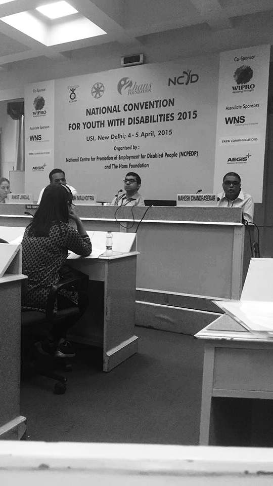 The National Convention for Youth with Disabilities