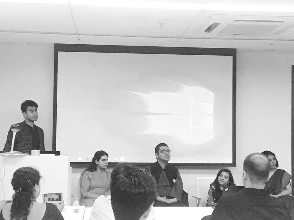 Panel Discussion at Microsoft on the 4th Industrial Revolution & the Impact of Technology on the Disabled