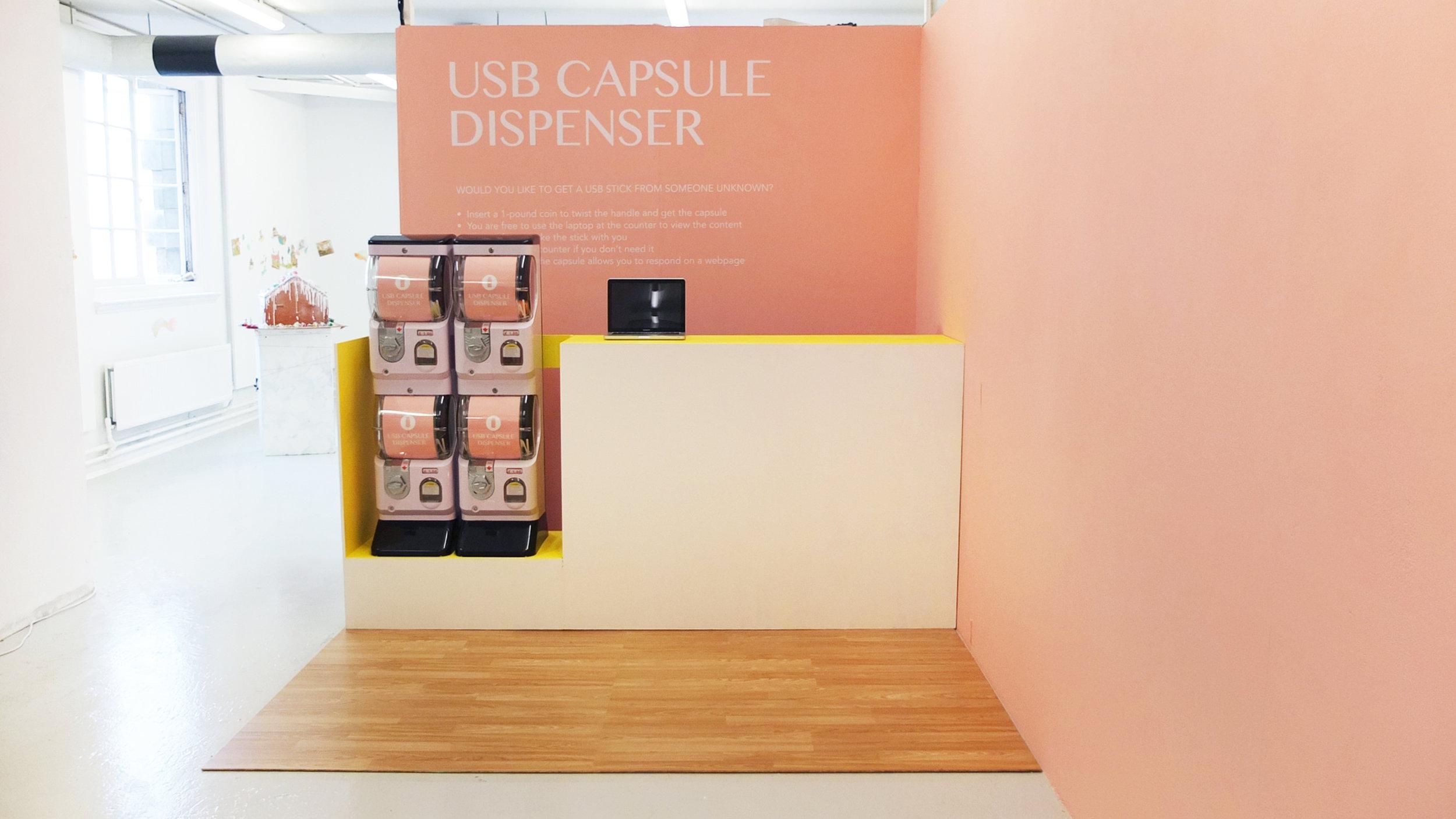 Installation view,  Postgraduate Summer Show , Chelsea College of Arts, London, 2016