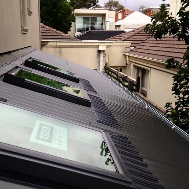 roofing plumbing