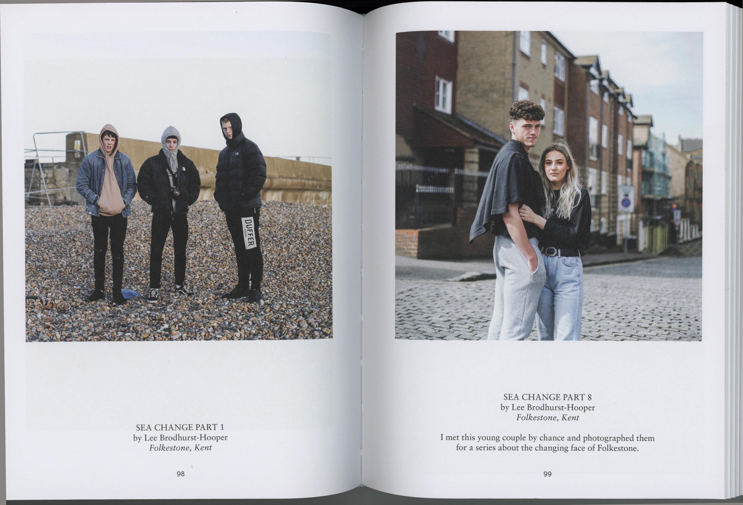 Portrait of Britain Book, 2018