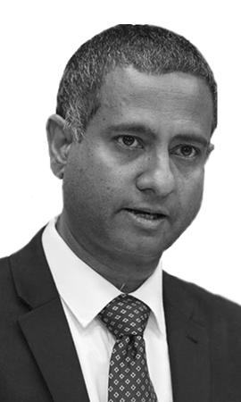 Dr Ahmed Shaheed