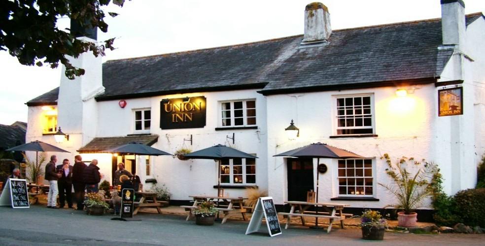 The Union Inn Denbury -