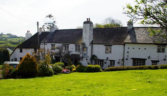 The Old Church House Inn Torbryan -