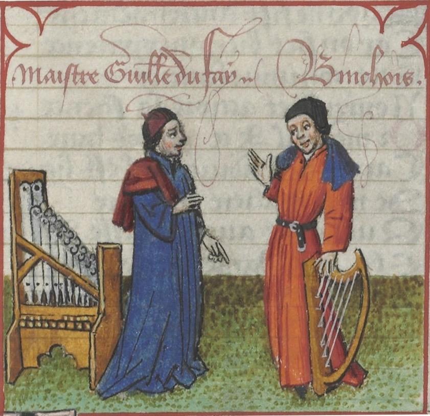 [From Martin le Franc's  Le Champion des Dames  (1451)]