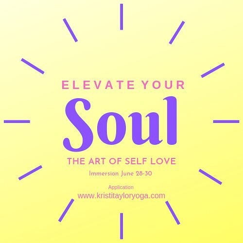 I have a few spots available in this transformational program June 28-June 30.  This Immersion is designed to create space for you to receive, connect to who you are and connect to like minded peeps. Together we will unravel years of emotional history stored in your physical body and subtle body. Over the course of the Immersion you will release thoughts, feelings, emotions and beliefs that are no longer serving you. You will gain clarity, balance and harmony in your physical body, mind and heart. You will learn powerful tools to create different beliefs, patterns and habits which will help you choose actions that closely align with your dream life. We will explore every area of your life.  Experience guided meditations in nature, breath work, deep personal development, aromatherapy, music, journaling, yoga, deep powerful conversations, human connection, amazing meals, support, love and of course some yummy restorative practices. Everything moment is designed for your to have a transformational experience.  Who is this for?  Someone who is hungry for growth, exploration and ready for change. If you are feeling overwhelmed, having trouble processing events and or traumas in your life this is a program for you.  If you are experiencing challenges in your career or simply want to a change in your professional life. This program is for you.  If you want to heal past and or present relationships. If you want to create deeper connections to your family and or friends. If you want to find your soul mate the work starts with you, this program is for you.  Are you ready to receive and fill your cup? Are you ready to do the work on you? Are you open to receive?  If you said yes to any of these questions this program is for you.  Apply today:  www.kristitayloryoga.com  Offerings - Immersion  #selflove  #elevateyoursoul #yogaimmersion  #dfwyoga  #flowermoundyoga #southlakeyoga #globalbodyhealth #kristitayloryoga #receive #yoga #fortworthyoga #dallasyoga #worldchanger
