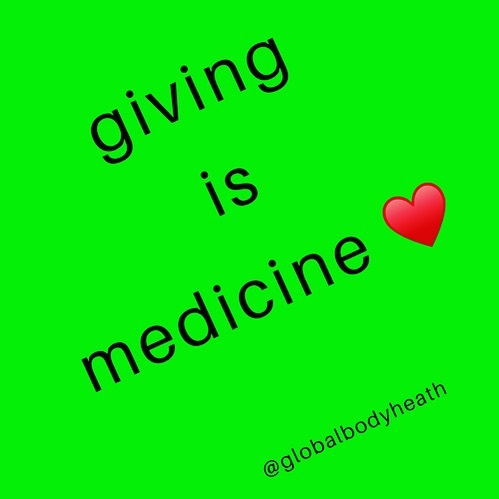 Giving is medicine. ♥️ - What can you share and give today? ♥️ - You will receive more than you give always in my experience. -  I have had the blessing of some powerful conversations today. Yes I was giving and I was receiving what I feel was way more than my giving. - Thank You. Thank you again. #thankyouagain - Grateful ♥️ - - - - - - #grateful #humanconnection #wecandomoretogether #givingismedicine #give #share #receive #epiclife #globalbodyhealth #kristitayloryoga #doterrahhf #doterra
