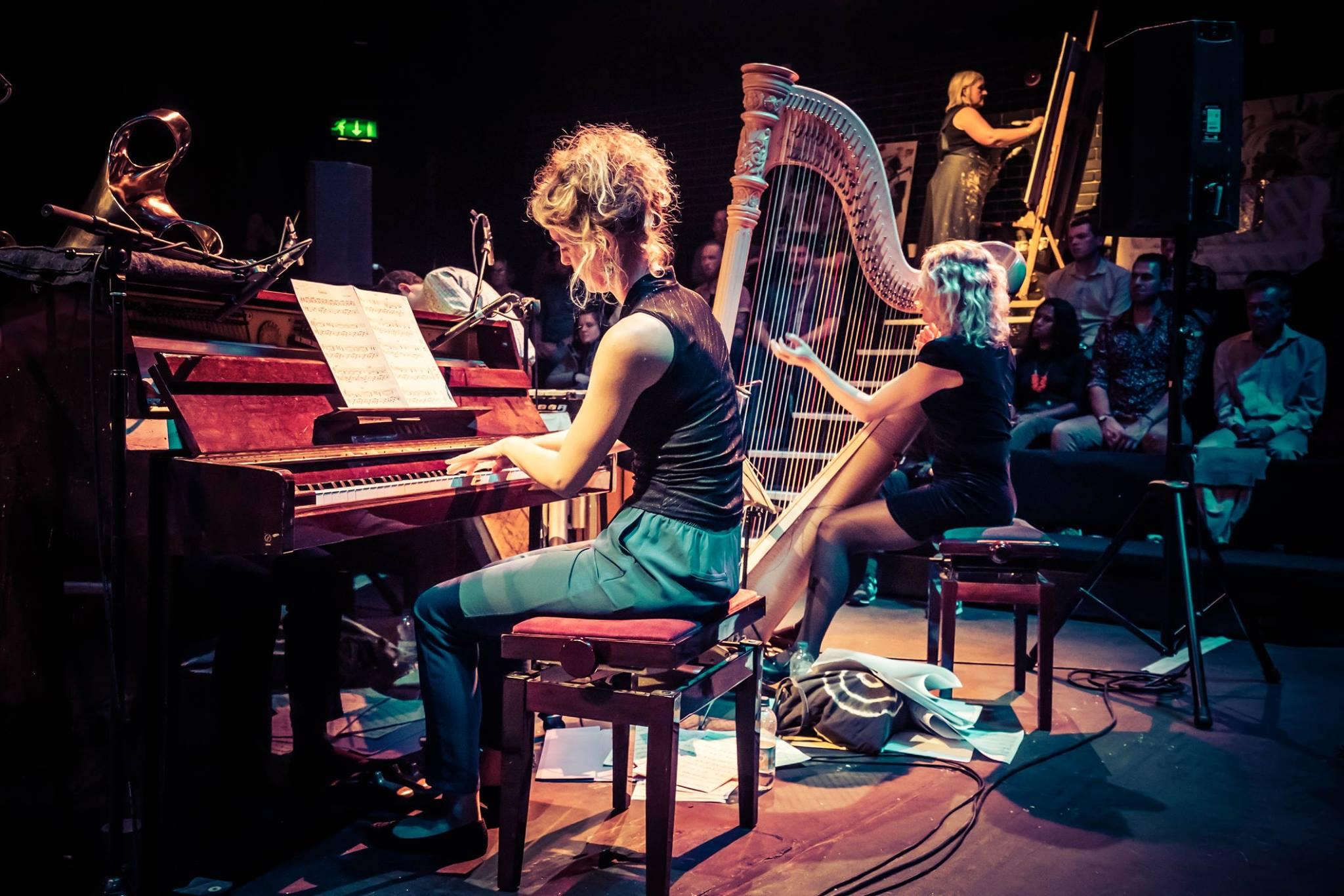 Edentide ensemble, Jazz in the Round