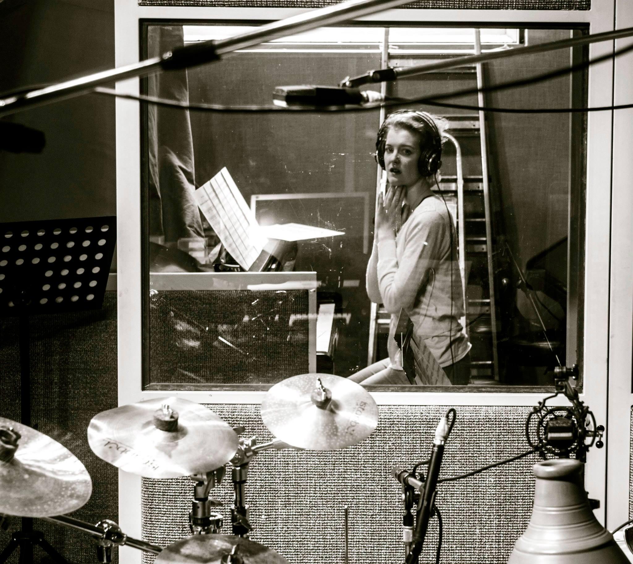 Edentide studio session