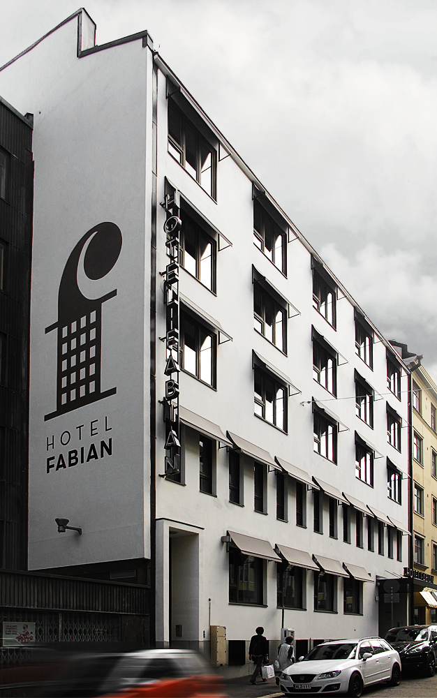 Hotel fabian - Hotellit