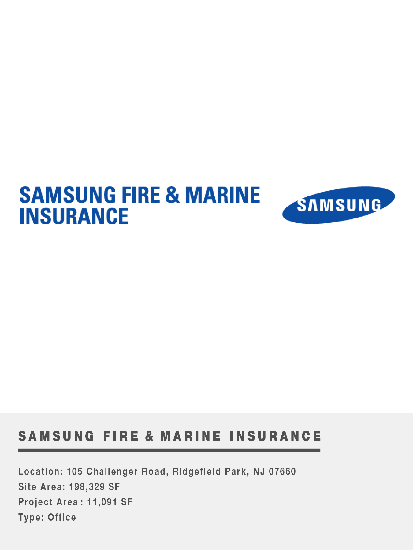 SAMSUNG FIRE & MARINE INSURANCE