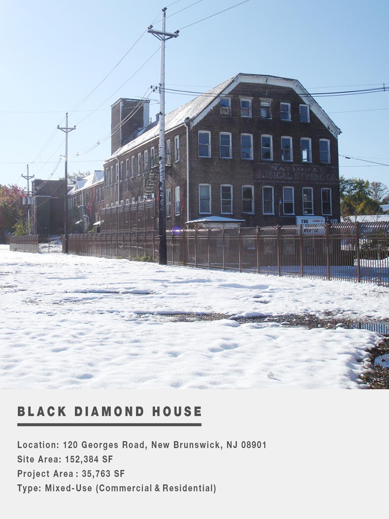 BLACK DIAMOND HOUSE