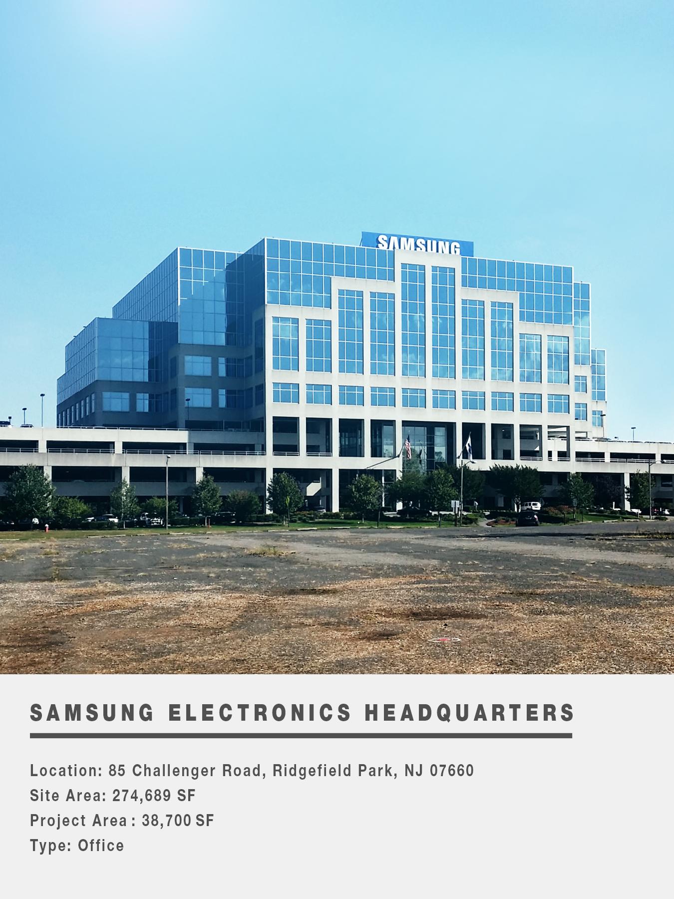 SAMSUNG ELECTRONICS HEADQUARTERS