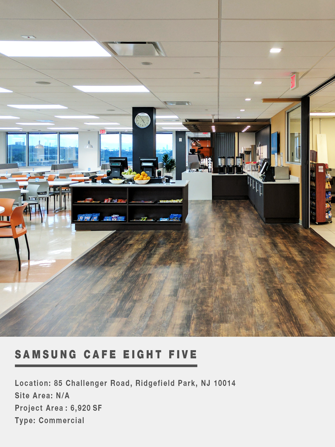 SAMSUNG CAFE EIGHT FIVE
