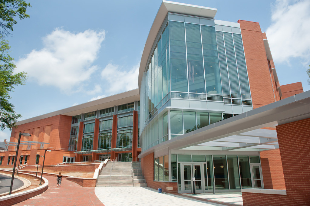 Talley Student Union. Image (C) NCSU