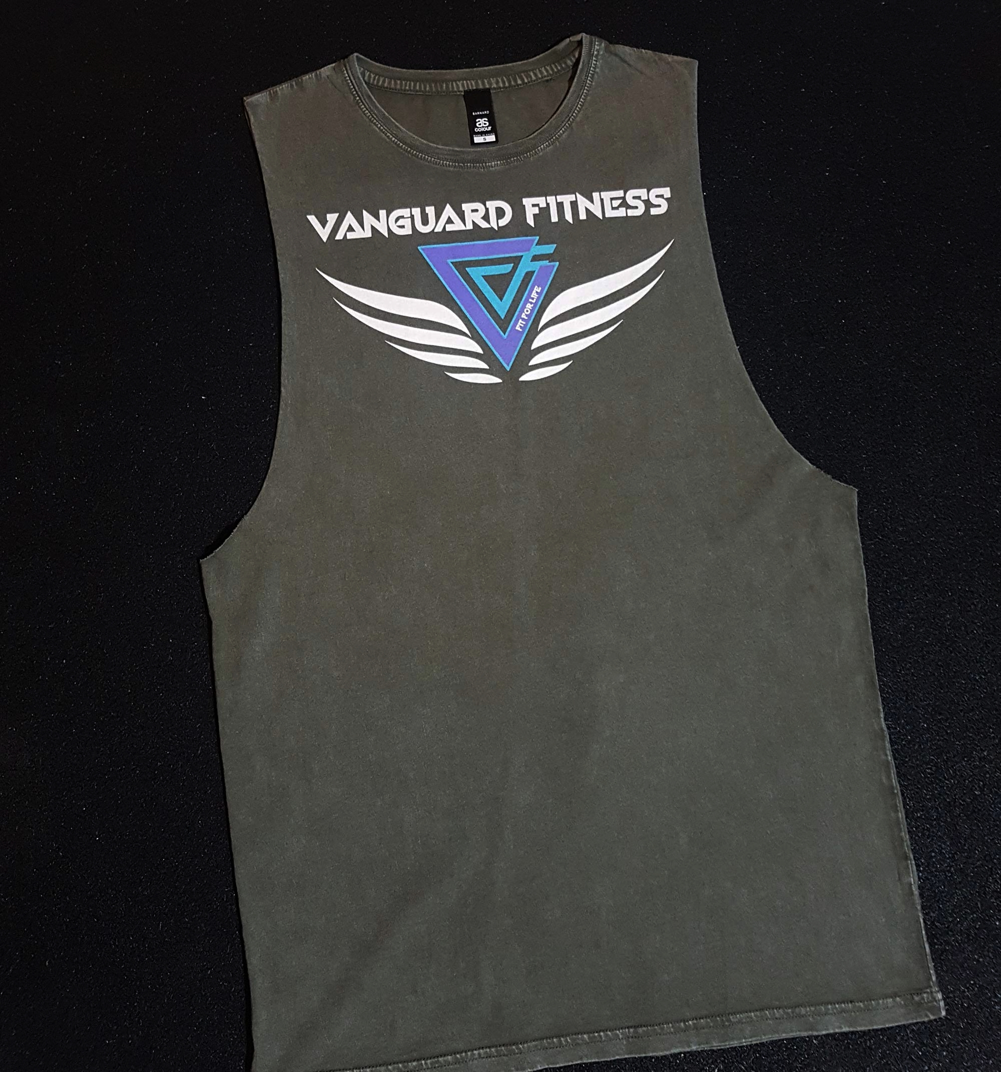 Training Top for Vanguard Fitness