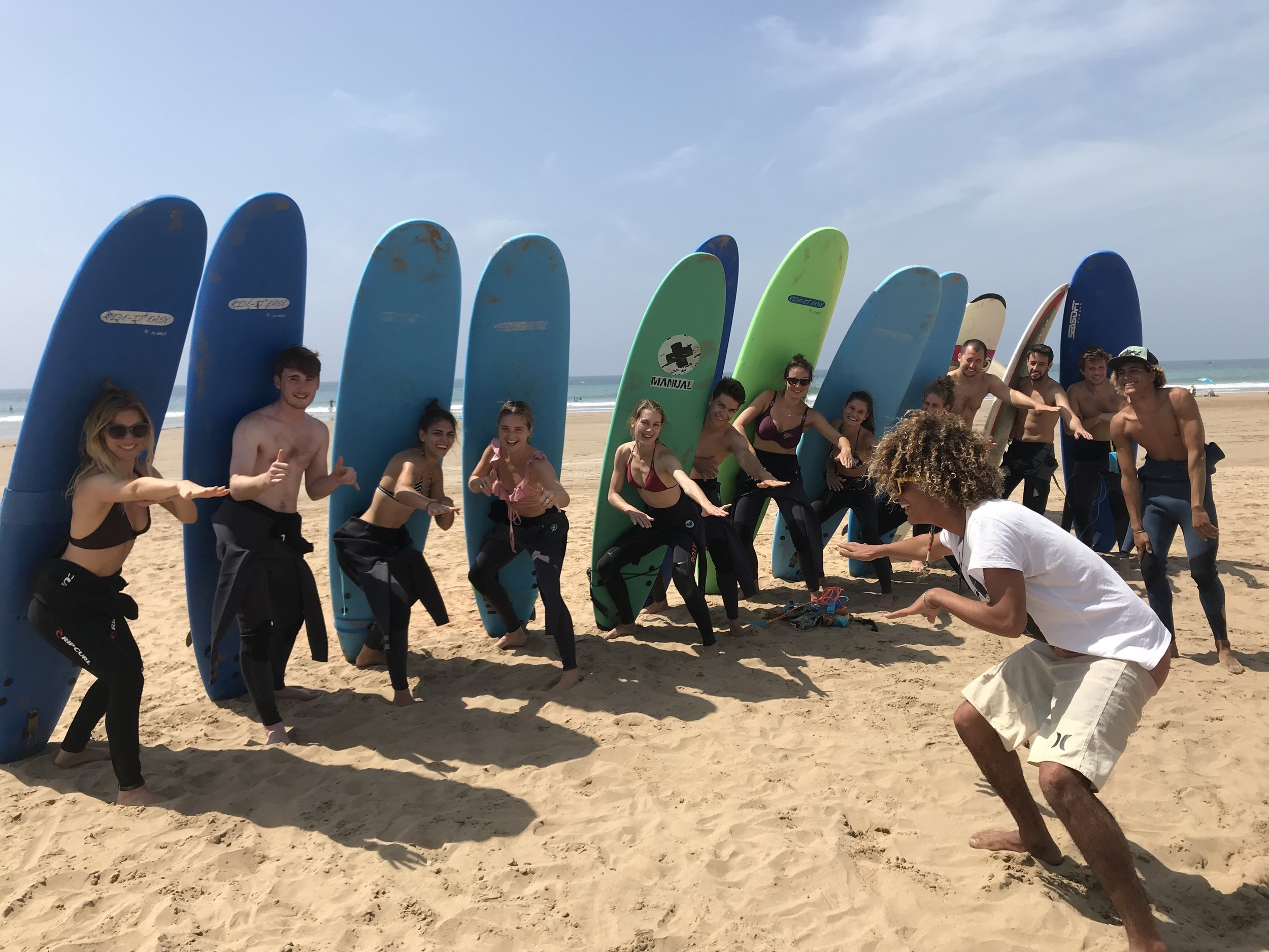 your surfing home from home,with 2 isa accredited teachers -