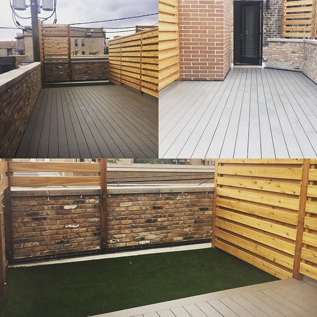 Deck 👏 goals! 2x 2-bed units left with huge private decks!... .. . #ashland1800 #owlmanagement #pinklinecta #pilsen #unit206 #apartmenthunting #ChicagoApartments