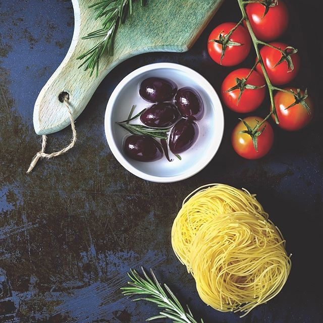 Freshest ingredients + homemade pasta = Happy guests! . . . #italianfood #sharingiscaring #ciaobabycucina