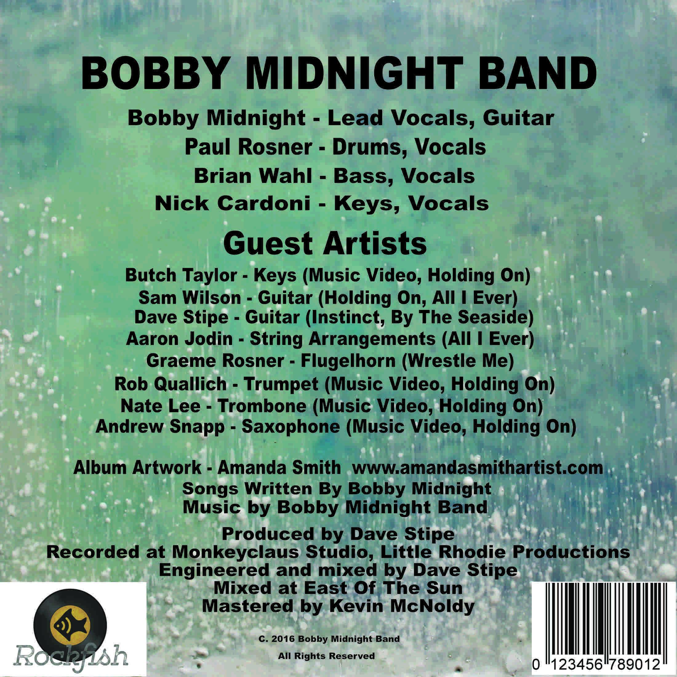 Bobby Midnight Band - All I Ever (Album Notes).jpg