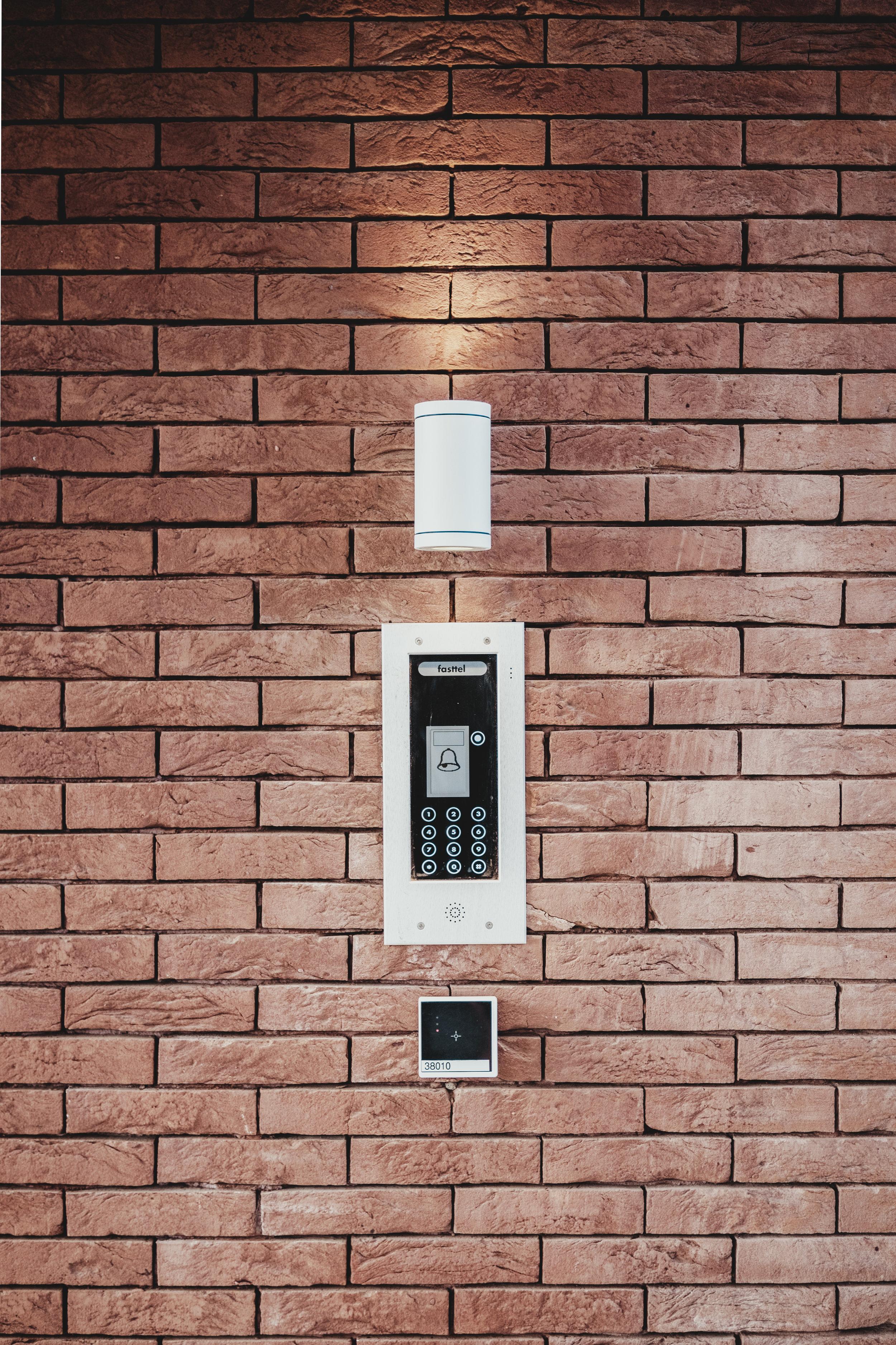 Veiligheid - Slimme intercom met deurslot