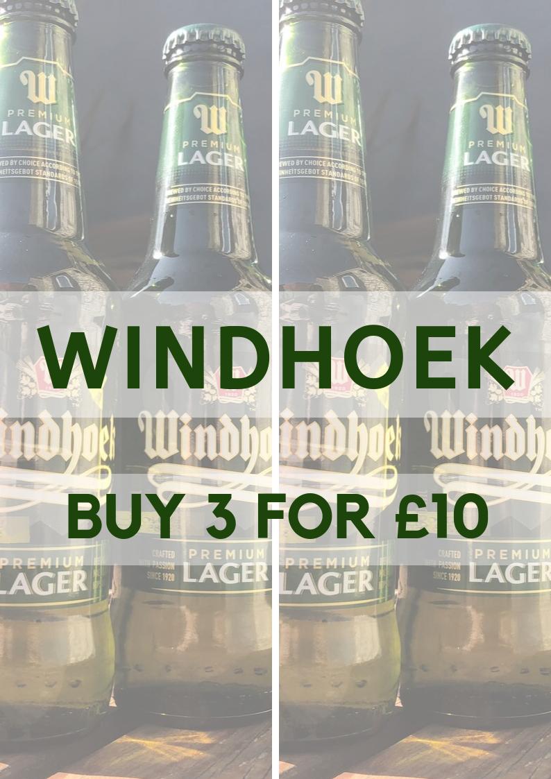 Windhoek offer