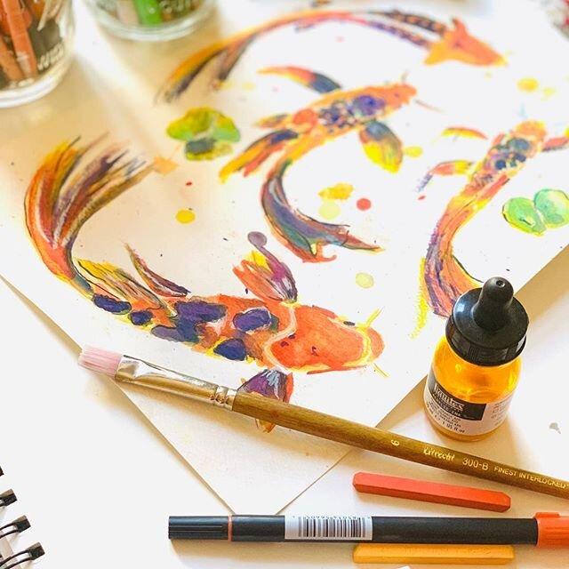 Custom Print Design Studio - Textiles- Wallpaper- Textile Art