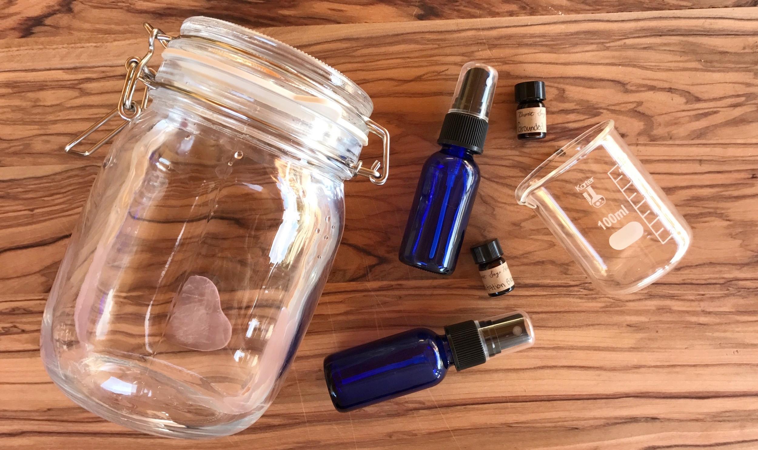 DIY: Essential Oil Spritzers