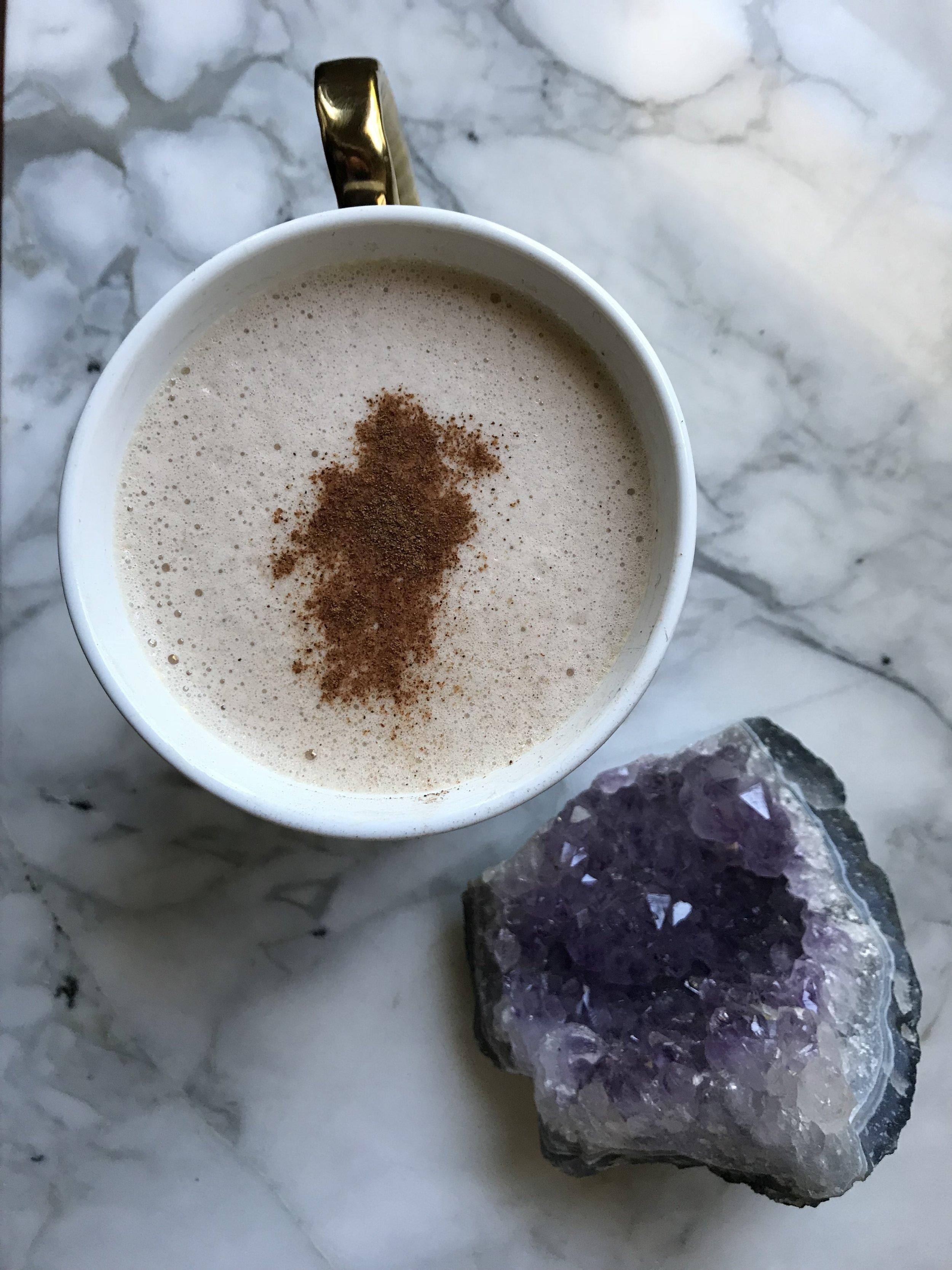 Morning Mushroom Magic Tonic