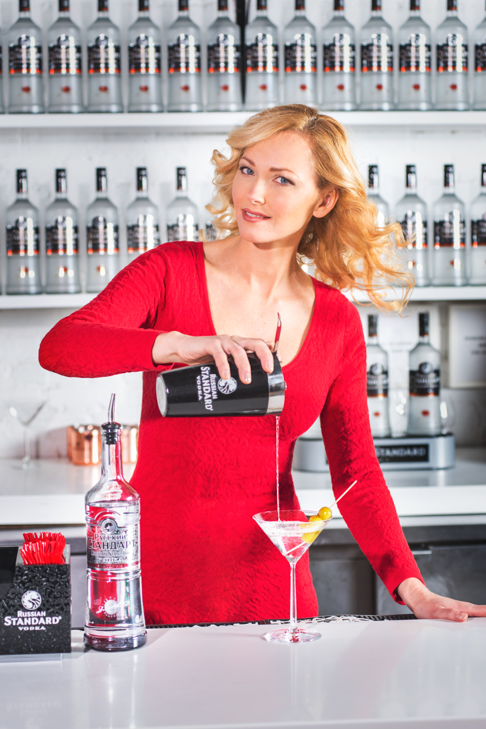 Russian Standard Vodka Instagram Photography