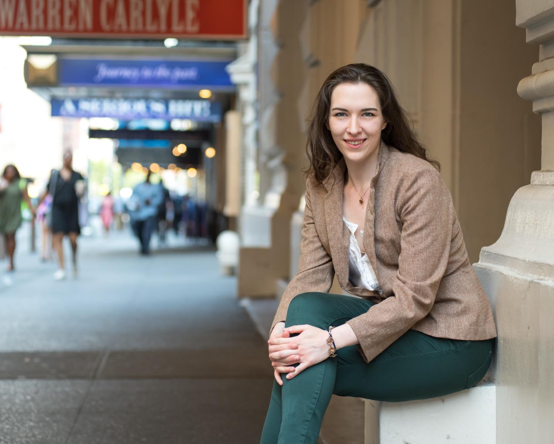 Krystal Sobaskie, NYC Actress & Influencer