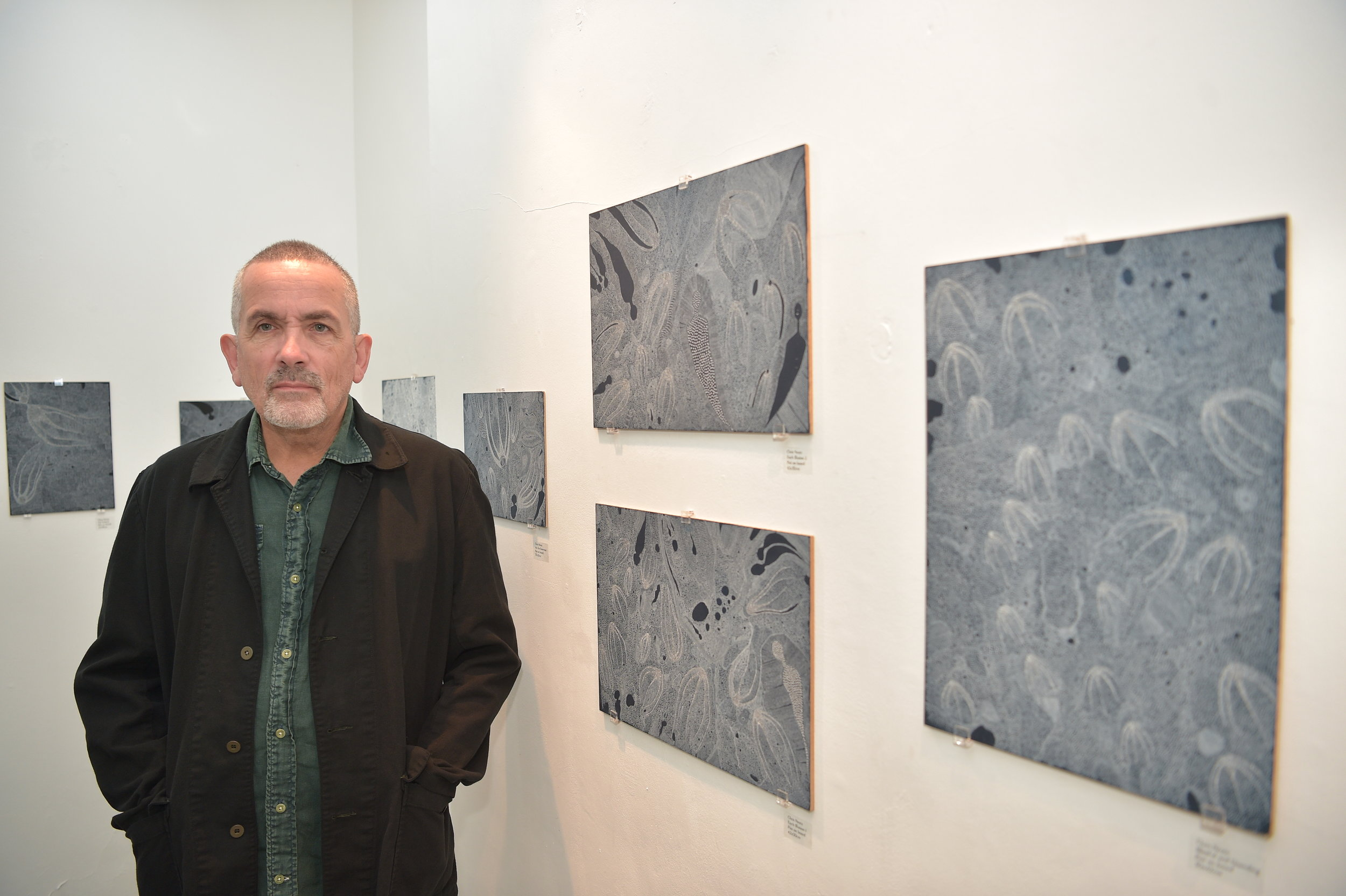 Chris Neate by his works