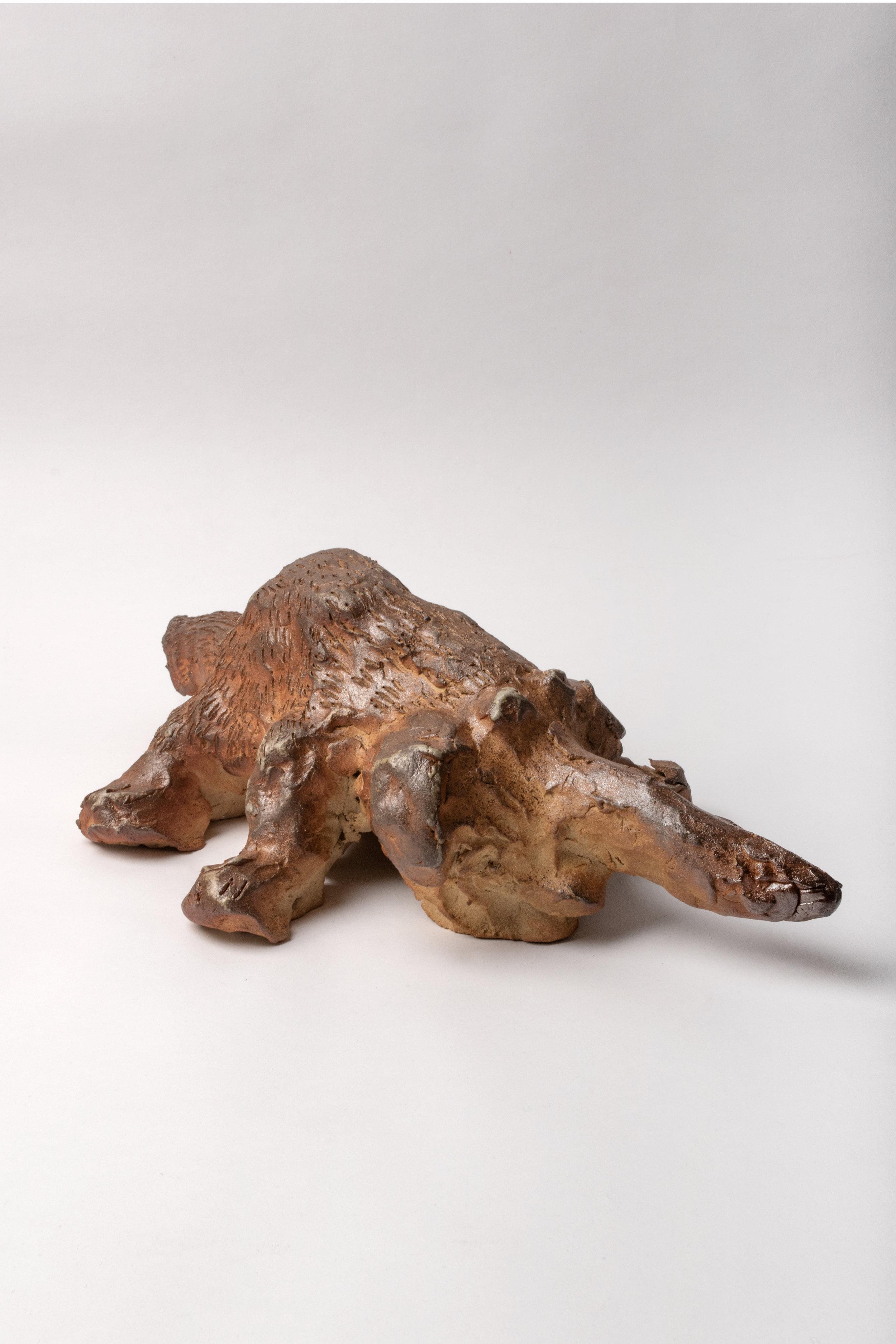 Elephant Ceramic, 34x23x12cm Photo by Ellie Walmsley