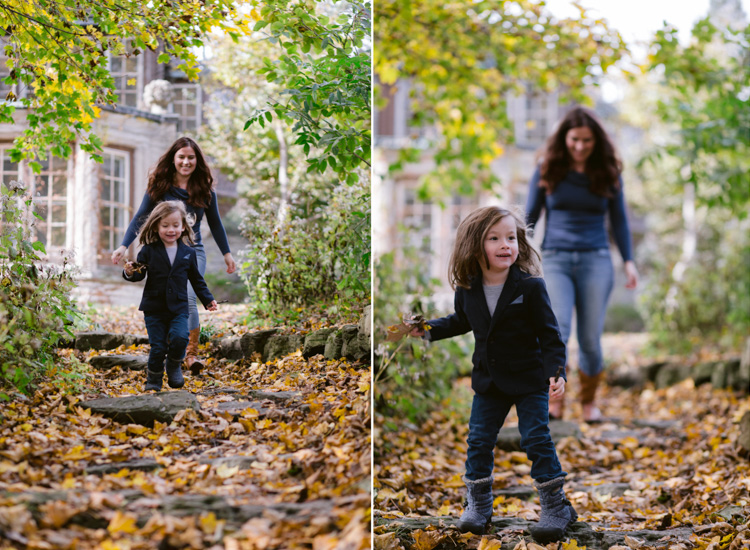 Autumn Fun | Chicago Family Photography