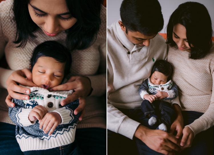 Sweetest Smile | Chicago Newborn Photography