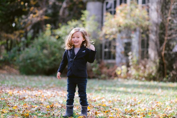 Autumn Fun | Chicago Family Photography