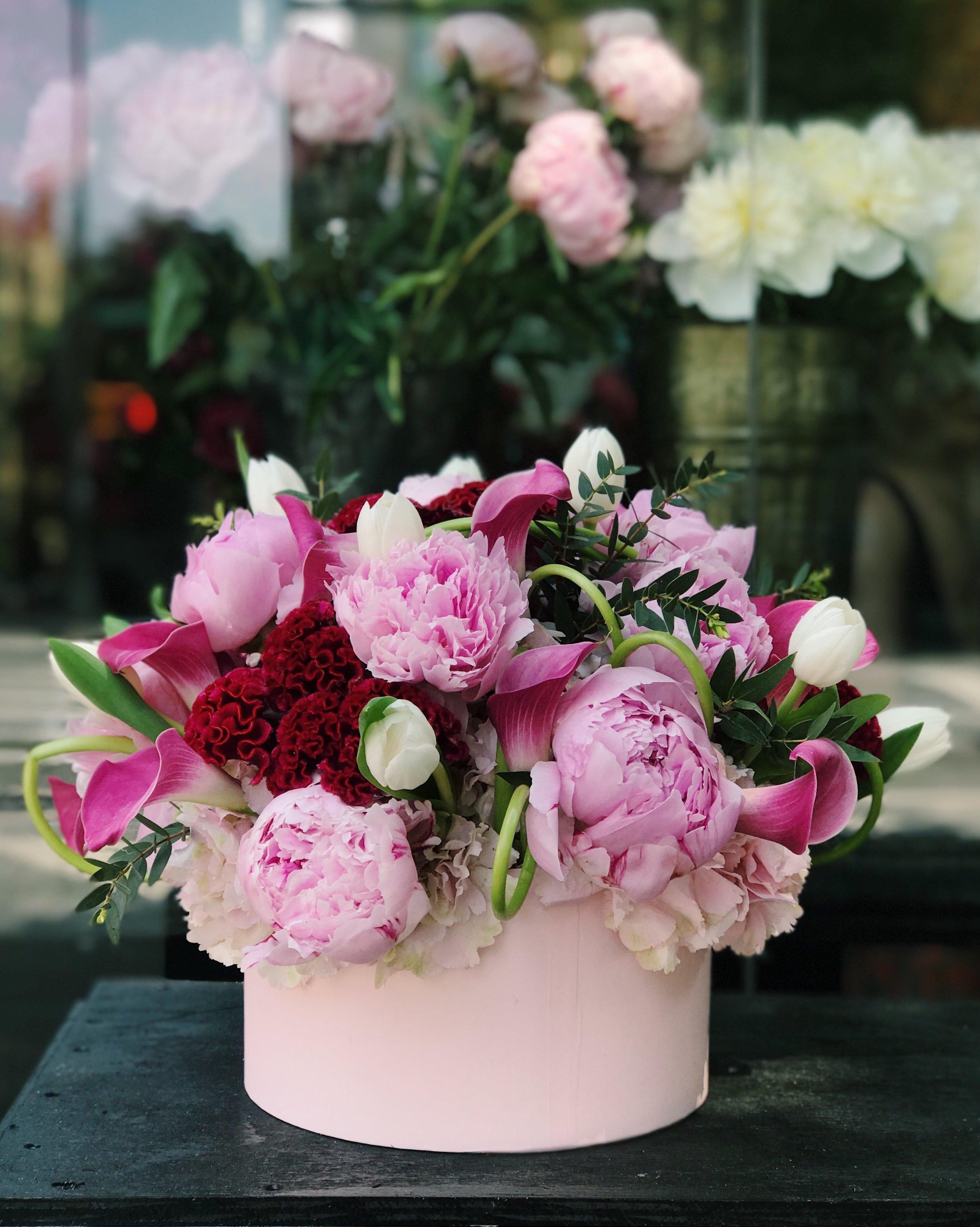 Flower Orders -