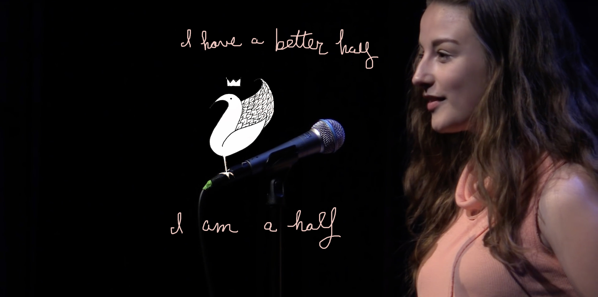 THE SONG OF THE PRETTYBIRD